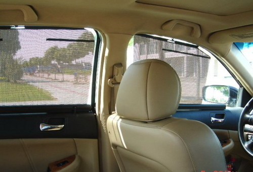 Car Window Curtains - How Much Does Window Tinting Cost