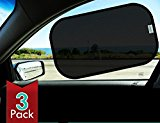 Car Sun shade(3px)-80 GSM for Maximum UV protection-Extra large-20
